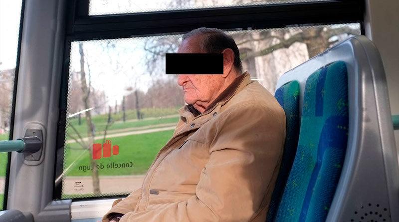 Localizan a un anciano que llevaba 3 días perdido dando vueltas en una de las nuevas líneas de bus