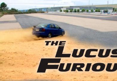 El joven que se grabó haciendo derrapes en el HULA rodaba una secuencia de Fast & Furious 10