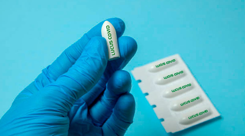 Un laboratorio de Lugo presenta su propia vacuna COVID, por vía rectal pero de 5 dosis