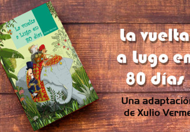 Publican «La vuelta a Lugo en 80 días», una novela donde un padre consigue llevar a su hijo en coche desde A Milagrosa hasta Fingoy.